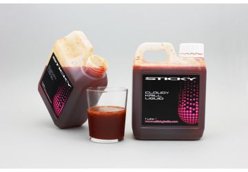 Sticky Bait Cloudy Krill Liquid