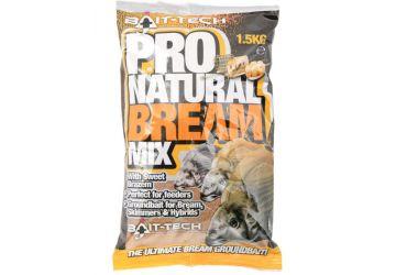 Bait-Tech Groundbait Pro Natural Bream 1.5kg