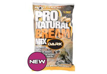 Bait-Tech Groundbait Pro Natural Dark 1.5kg