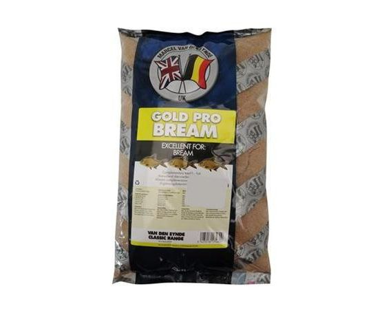 Van Den Eynde Groundbait Gold Pro Bream 2kg