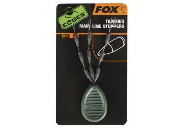 Fox Edges Tapered Line Stoppers