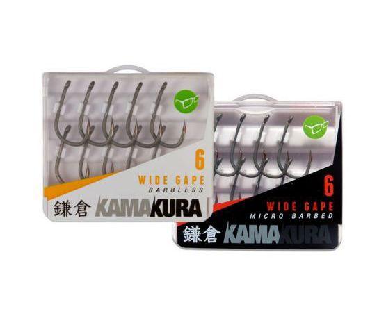 Korda Kamakura Wide Gape Hooks