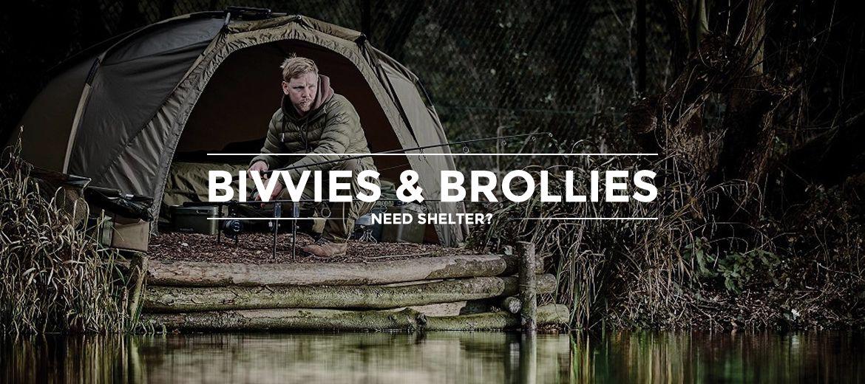 Bivvies & Brollies